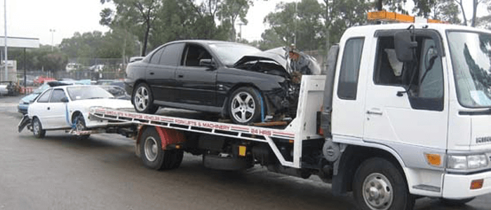 What is scrap car removal?