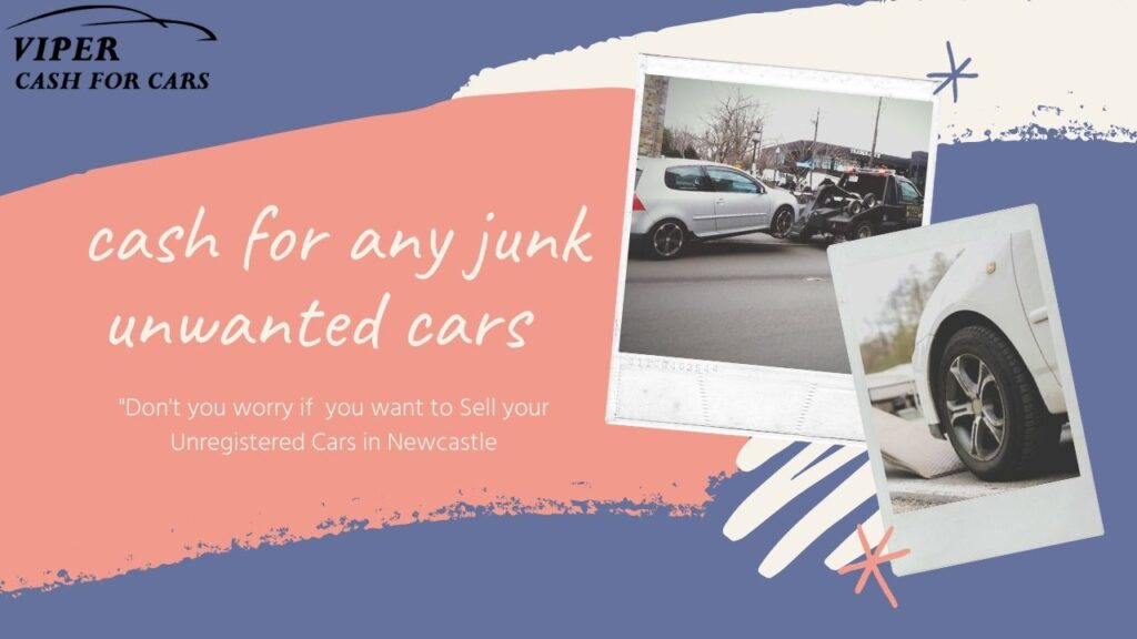 get maximum cash for junk cars Newcastle