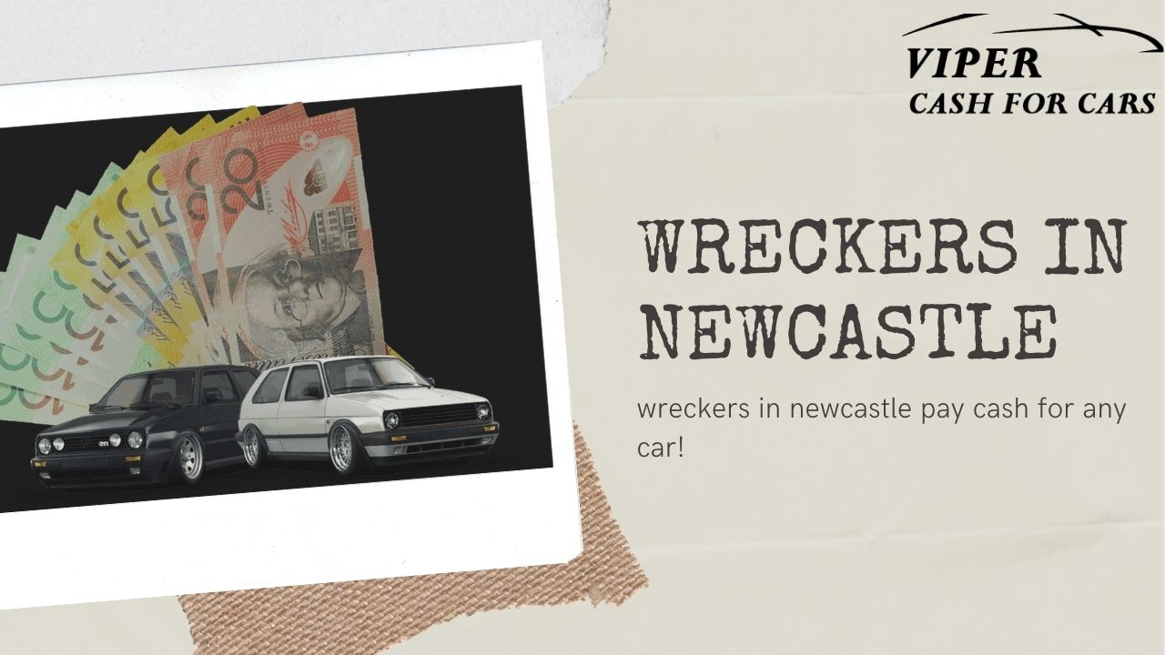 wreckers in newcastle pay cash for any car!