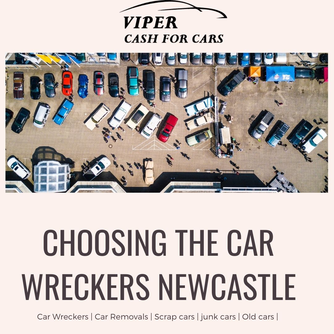 How to get cash for your scrap car in Newcastle?