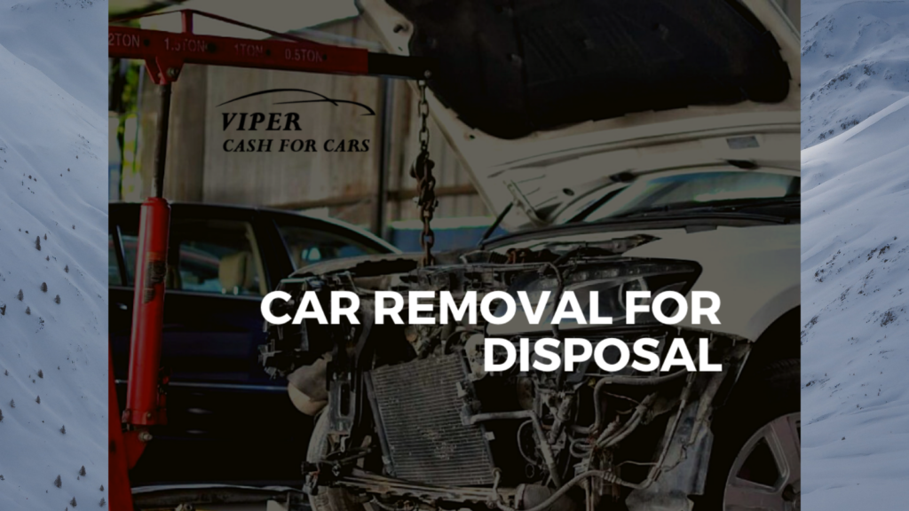 Car Disposal Newcastle | Old Vehicle Disposal | Where to dispose of Scrap