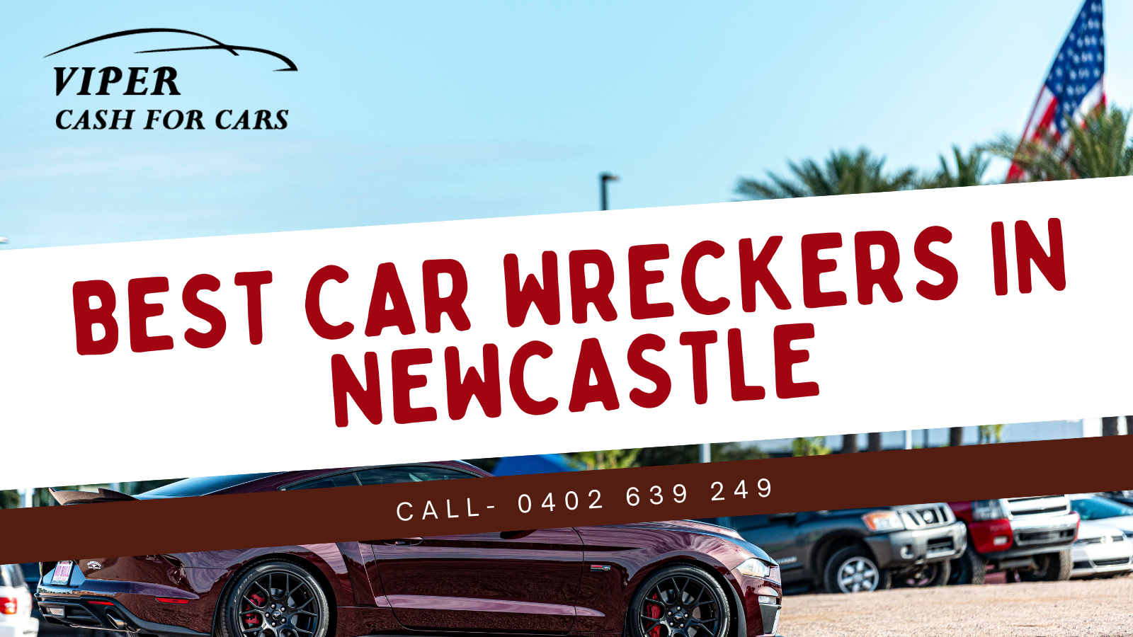 Look how viper cash for cars is the best car wreckers in Newcastle