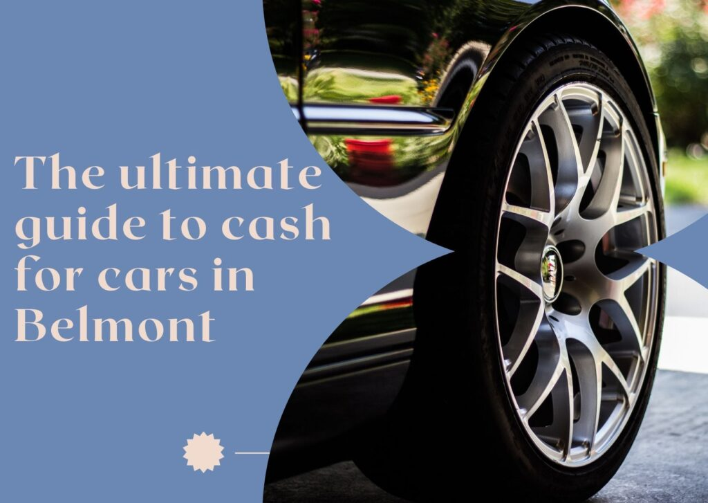 cash for cars belmont