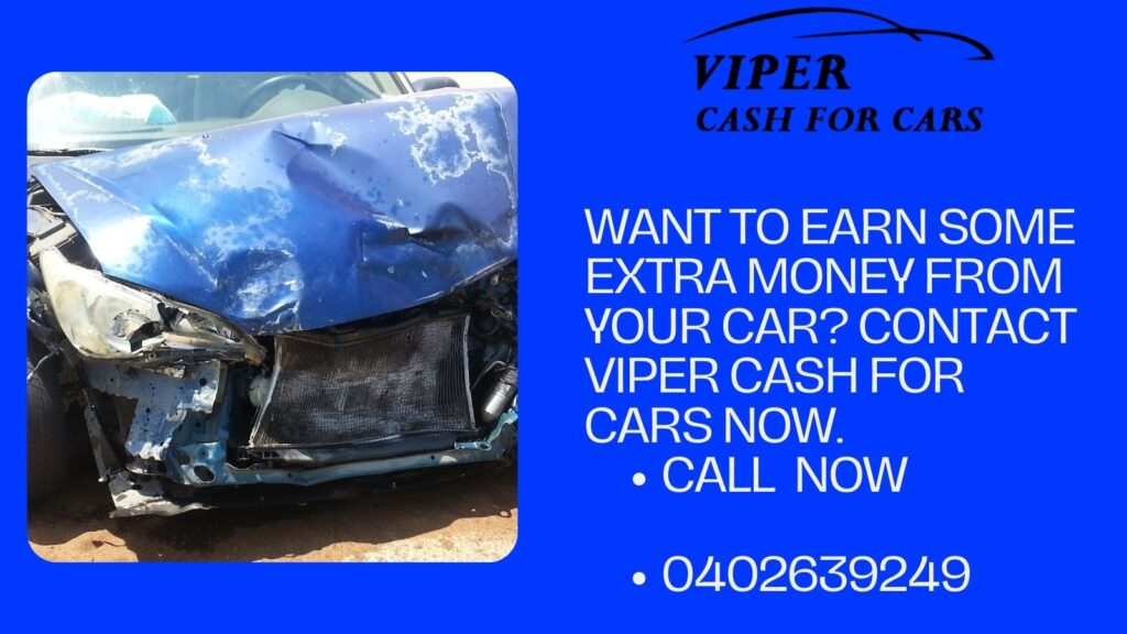 Viper cash for cars is the leading Cardiff NSW Scrap Car Wreckers